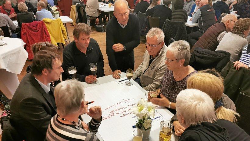 Veltheimer diskutieren über ihr Veltheim 2.0 - Wolfenbütteler Zeitung