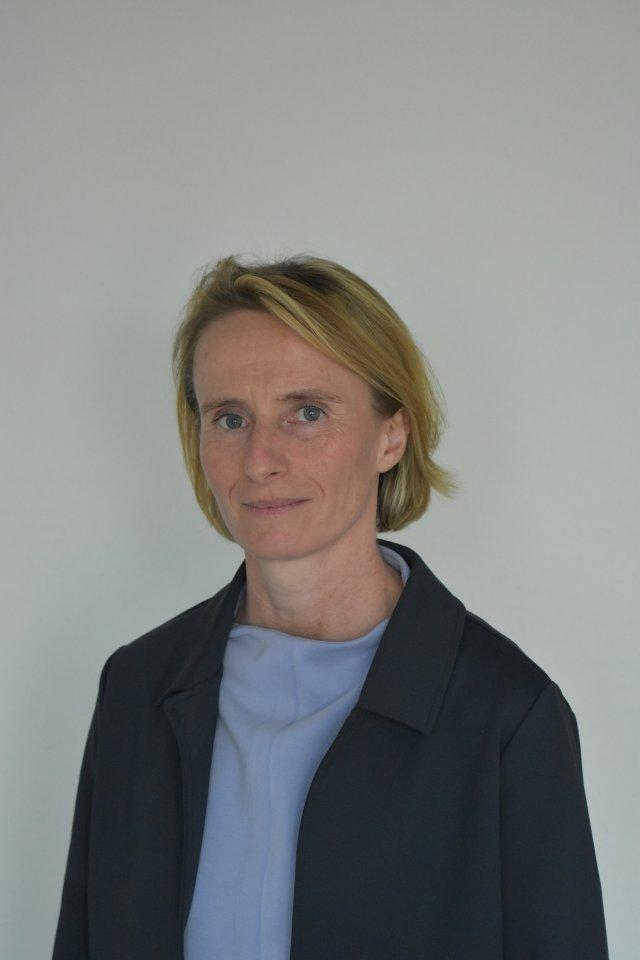 Alice Börgel, Geschäftsführerin des Helios-Klinikums Salzgitter.